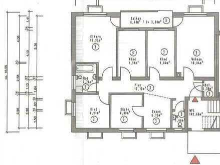 Große Wohnung in ruhiger Wohnlage