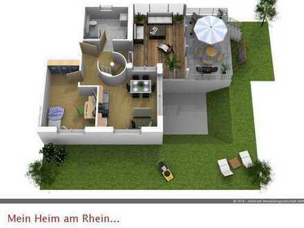 *doMstadt* Neubau - 3 Zimmer-Maisonette mit Sommergarten + Wintergarten und 2 Terrassen