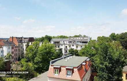 Schöne Dachgeschosswohnung in Zentrums-Nähe