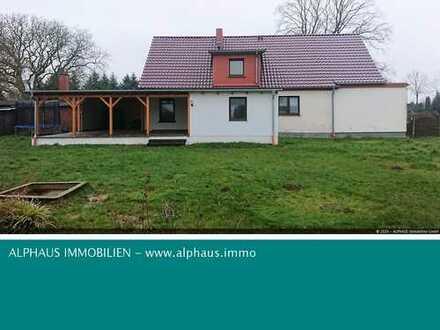 Wohnen und Arbeiten unter einem Dach in idyllischer Lage in Zudar/ Insel Rügen