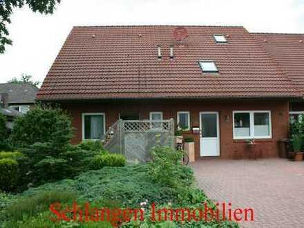 Objekt Nr.: 00/578 Reihenendhaus mit Carport und Wintergarten in Barßel