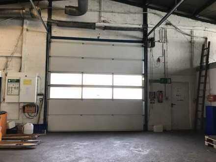 #Traitteur - Produktions-/ Lagerhalle mit Meisterbüro und 3 Büroräume