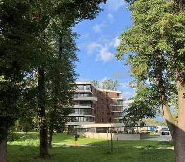 Erstbezug mit Balkon: stilvolle 2-Zimmer-Wohnung in Kolbermoor