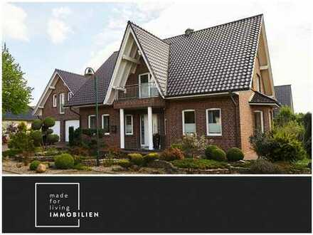 Emstek   Hochwertiges Einfamilienhaus für die große Familie mit Einliegerwohnung in ruhiger Wohnlage