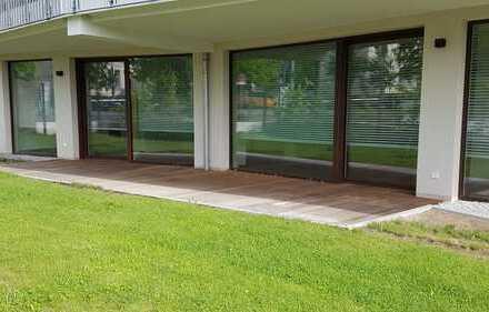 Komfortable Familienwohnung mit Garten im Herzen von Unna zu vermieten!