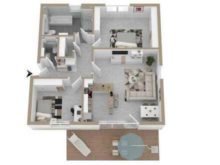 Wohnung 1 - Haus 3