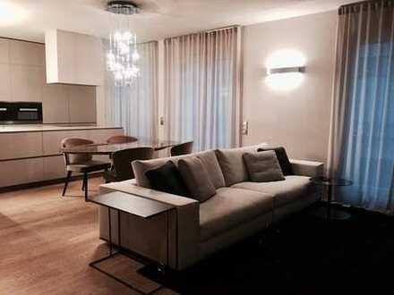 Luxus Dachgeschosswohnung mit großer Terasse inkl. exklusiver Ausstattung in der Giesinger Au