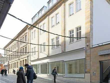 Kernsanierte 3,5 Zi.-Luxuswohnung im Altbau im 2.OG am Marktplatz/ZOH mit Aufzug und Parkettboden!
