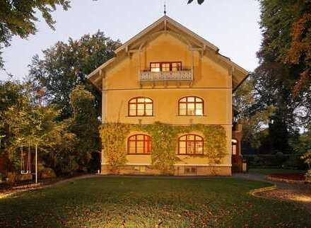 Preisgekrönte Jugendstil-Villa in Bestlage