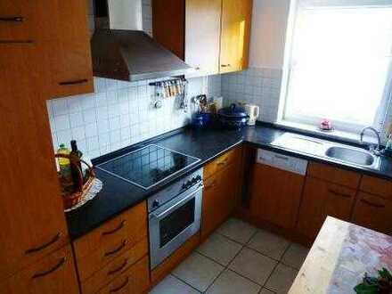 Helle, gepflegte 2-Zimmer-Wohnung mit Süd-Balkon in Seenähe