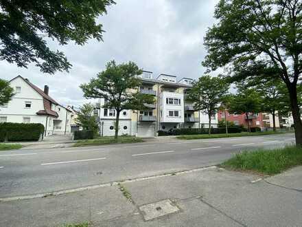 Investieren Sie in Friedrichshafen... solide vermietete 2-Zimmer Wohnung zentrumsnah!