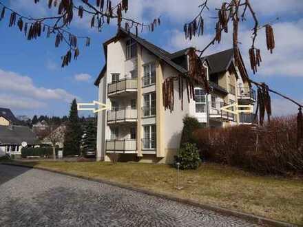 Sonnige Wohnung mit 2 Balkonen & Garage ... langjährig vermietet!