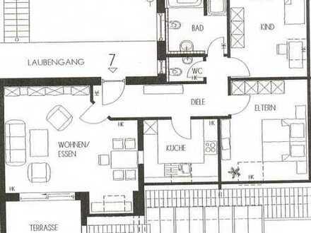 3-Zimmer Wohnung in Senden