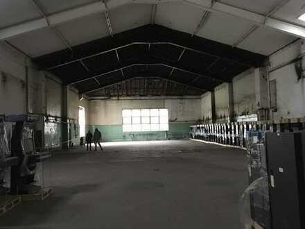 Lagerhalle / Industrielager in ehem. Weinbrennerei, zentral in Bingen zu vermieten