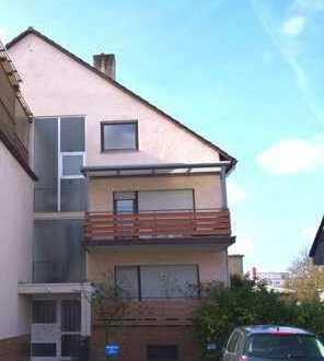 2-Zimmer-ETW mit Einliegerwohnung und Garage in Maintal
