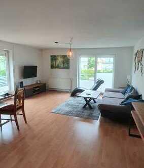 Helle gepflegte 2,5-Zimmer-Wohnung mit Balkon in Leipheim