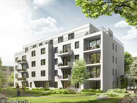 DUO NOVO: Moderne Wohnanlage mit grünem Plus