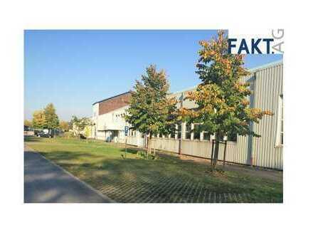 Große Werk- und Lagerhalle (Ehem. Kfz- und LKW Werkstatt, Schweißerei, Holzverarbeitung)