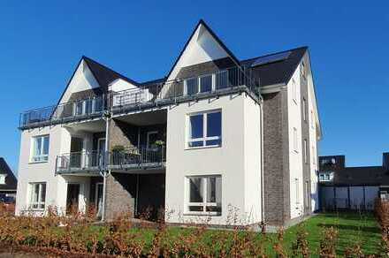 Erstbezug / Barrierefreie 3-Zimmer-Wohnung mit EBK und Balkon