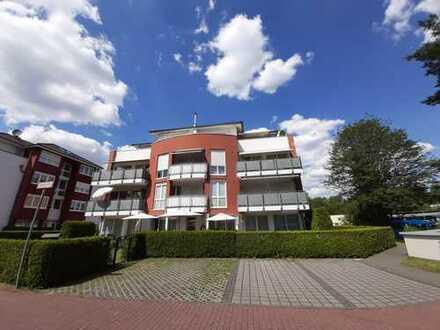 Seniorengerechte 3-Zimmer-Wohnung mit Balkon in Zentrumslage