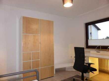 Frisch renoviertes und voll möbliertes WG Zimmer nahe der Hochschulstadt Aschaffenburg