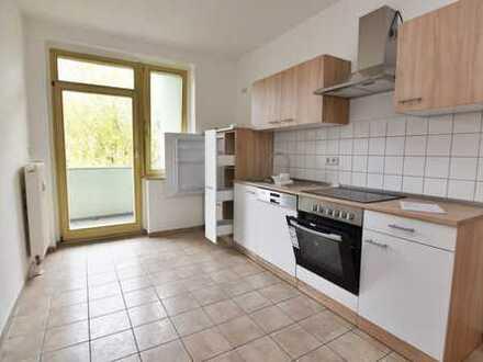 Schicke Wohnung mit neuwertiger Einbauküche !!!