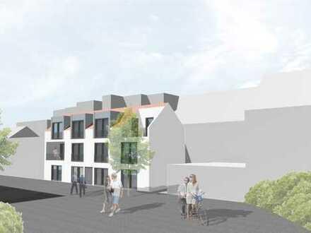 Schön geschnittene 2 Zimmer-Neubauwohnung in Innenstadtlage von Homburg