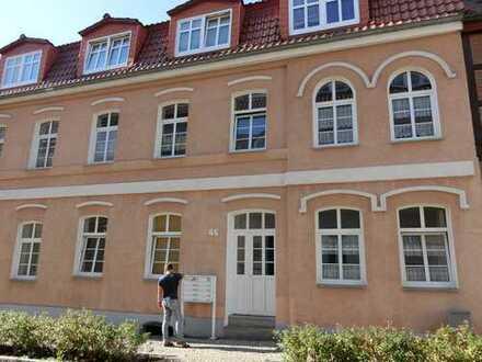 Günstige, gepflegte 3-Zimmer-Wohnung in Burg