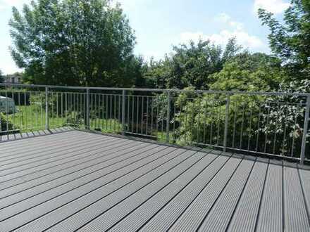 HD-Kurpfalzhof: 2,5 ZKB-Wohnung mit extra großem Balkon