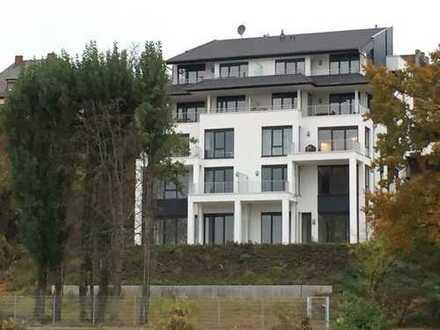 4 Zimmer Wohnung mit Panoramablick am Moselhang