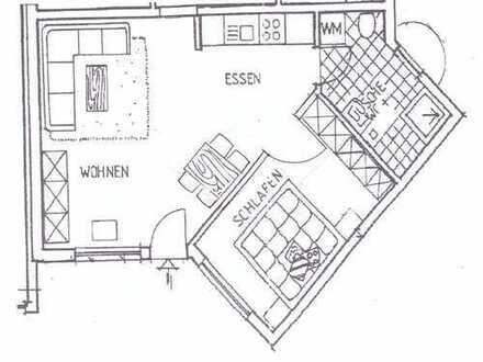 Schöne zwei Zimmer-Wohnung Südliche Weinstraße (Kreis), Klingenmünster