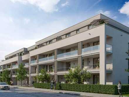 Klein aber oho! Schöne 1-Zimmer-Wohnung mit Terrasse, Wohlfühlen garantiert!