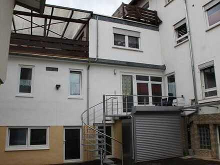 renovierte Wohnung im Zentrum von Bammental