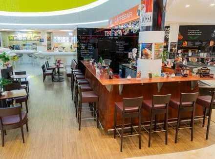 im Einkaufszentrum NU *Eingerichtete ** Italienische CAFFÈBAR***