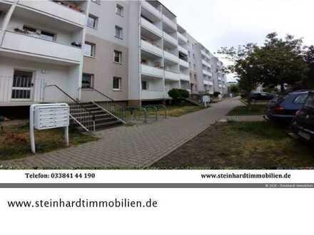 Helle 4- Zimmer- Wohnung, ca. 81m² mit Balkon