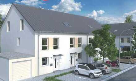 Reihenmittelhaus (KfW 55-Standard) inkl. Grundstück, gehobene Ausstattung