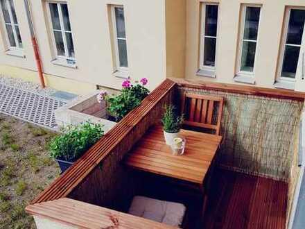 Suche Mitbewohner für 2er-WG, Leipzig ReudnitzThonberg Zentrale 3-Zimmer-Wohnung mit Süd-West-Balkon