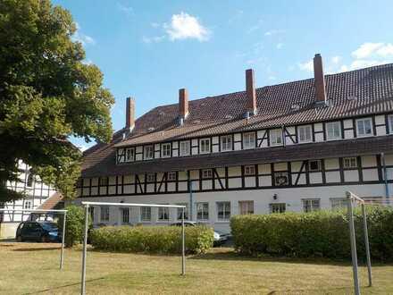 2-Zimmer Wohnung im Obergeschoss auf dem historischen Gutshof