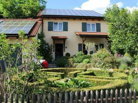 Individuelles Haus in Eichstätt mit schönem Garten