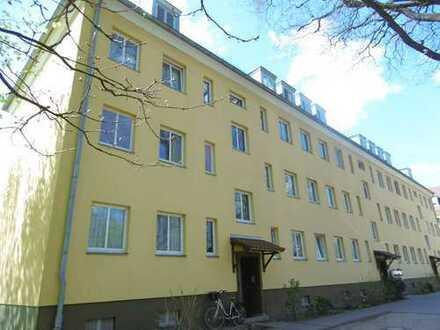 Helle 2-Zimmer-Wohnung mit Balkon in Neuruppin