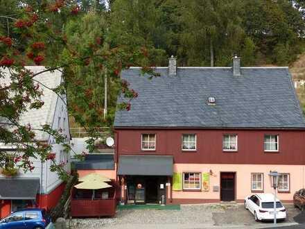 Einziges Pizza & Dönerhaus im Ort