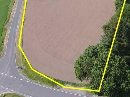 5.500 m² Rohbauland für Wohnbebauung