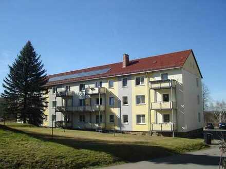 2 Raum Wohnung, Balkon, Einbauküche