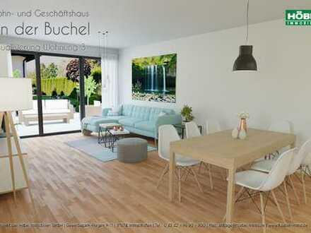 Exklusive 2 Zimmerwohnung mit Garten