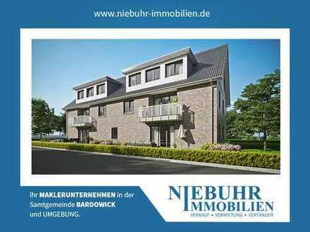Neubau-Eigentumswohnung *mit Blick über Bardowick*im Dachgeschoss mit Fahrstuhl