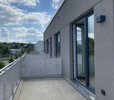 Mit Einbauküche, Balkon, Fahrstuhl und Parkett im Wissenschaftspark!