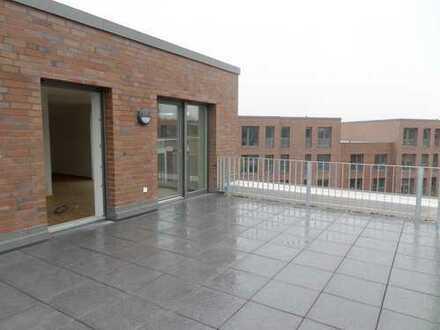 Stilvolle Wohnung mit großer Dachterrasse