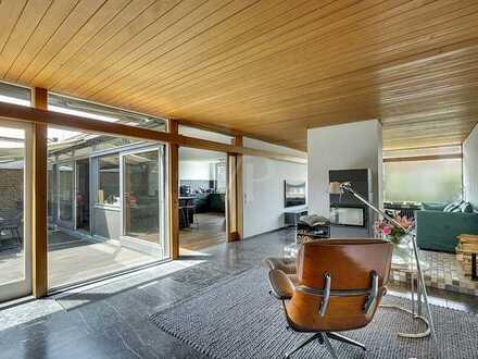 Stilvoll eingerichteter Architekten Bungalow in Top Lage