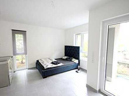 Fairmieten - In der Weststadt von Heidelberg: Apartment mit 1 Zimmer und Terrasse