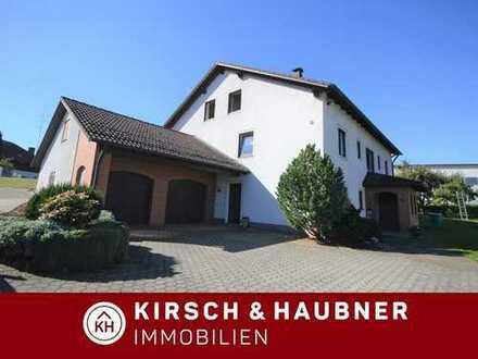 Wohnen in Parsberg! Gepflegte 4-1/2-Zimmer-Wohnung mit Gartenanteil,  nähe Freibad